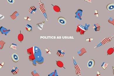 Politics As Usual