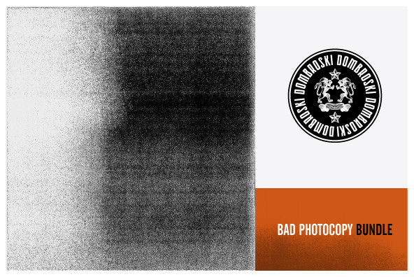 Bad Photocopy Bundle