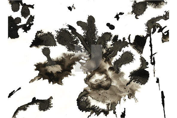 Ink In Water 2