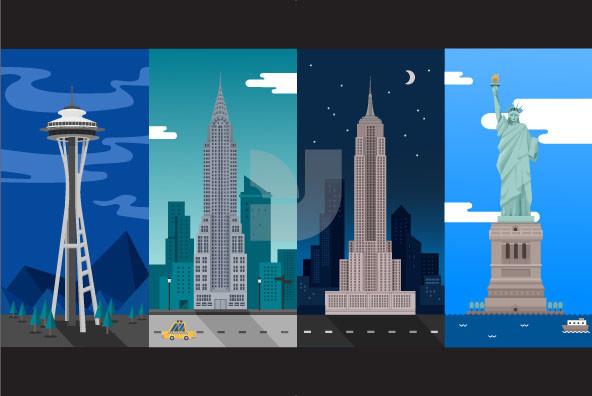 American Landmarks