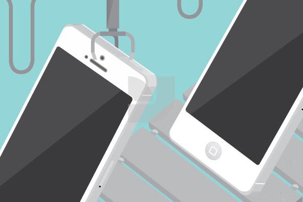 Free iPhone Mockups