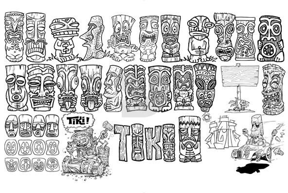 Tiki Toons