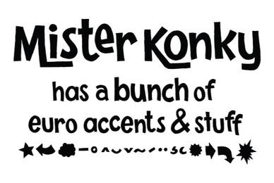 Mister Konky