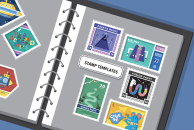 Stamp Templates
