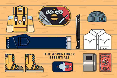 The Adventurer Essentials