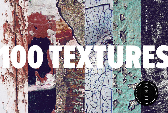 100 Textures Collection