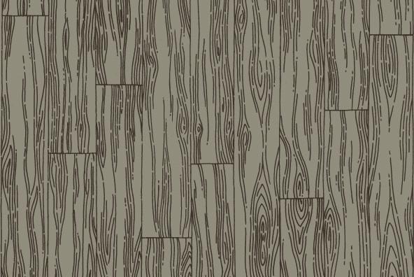 Wood Grain Paneling