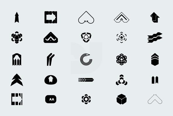 300 Arrow Icons