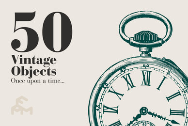 50 Vintage Objects
