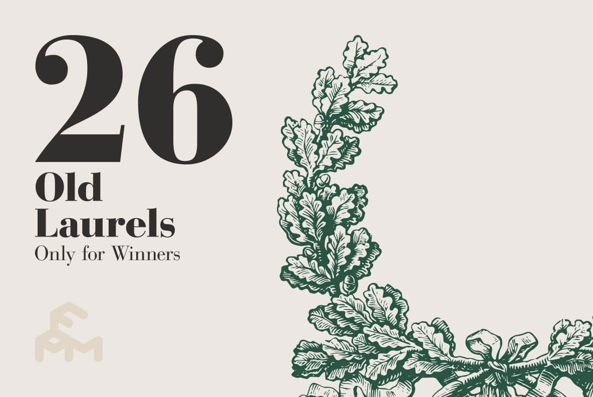 26 Old Laurels