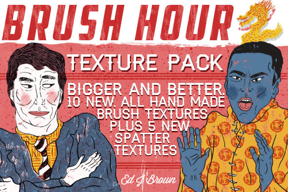 Brush Hour 1   2 Mega Bundle