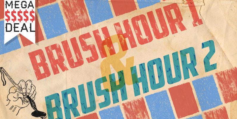 Brush Hour 1   2 Mega Bundle