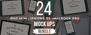 24 Devices Hip Mockups