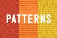 Line Patterns by Hand