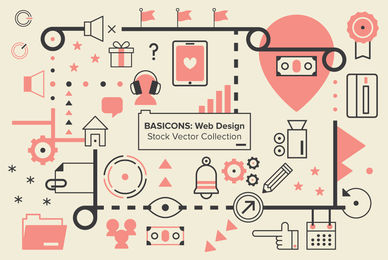 Basicons  Web Design