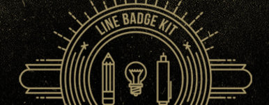 Line Badge Kit V2
