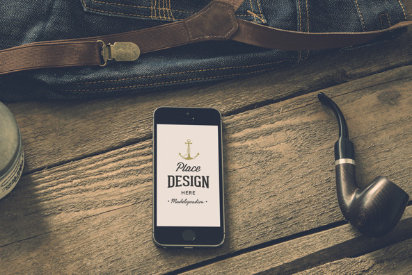 27 Hip Apple Device Mockups
