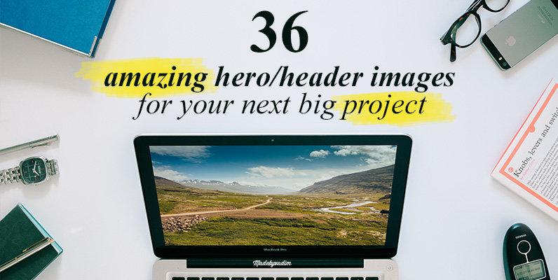 36 Hero Header Images   Volume 3