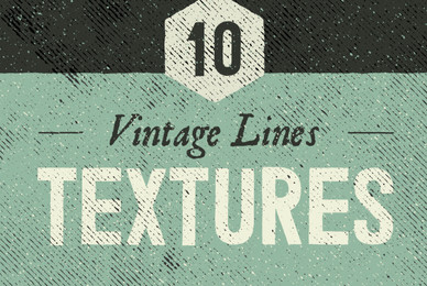 Vintage Lines Textures