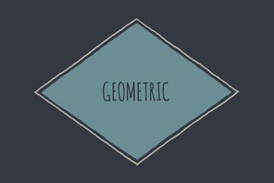 Geometric Badge Shapes