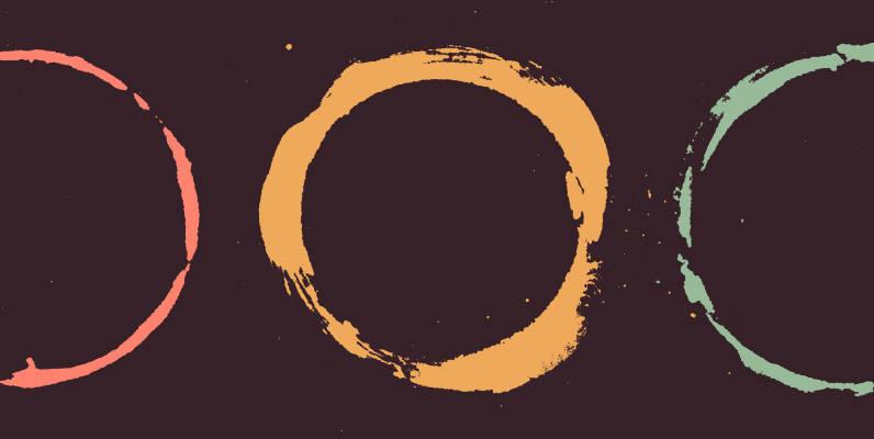 Circular Stains