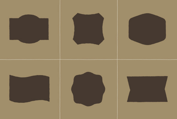 Badge Shapes