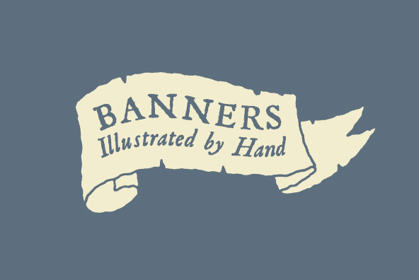 Banners by Hand