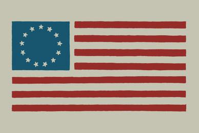 American Flags   Shields