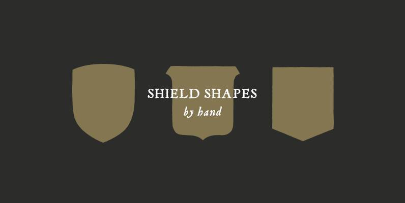 Shields by Hand