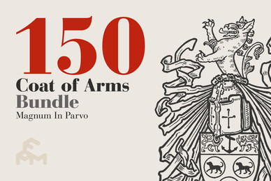150 Coat Of Arms