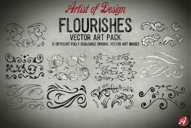 Flourishes