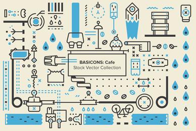 Basicons  Cafe