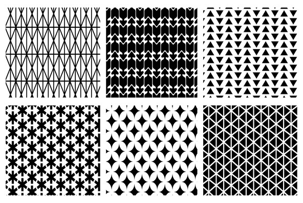 Mid Century Patterns