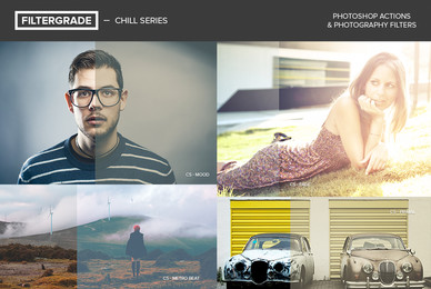 Chill Series Photoshop Actions