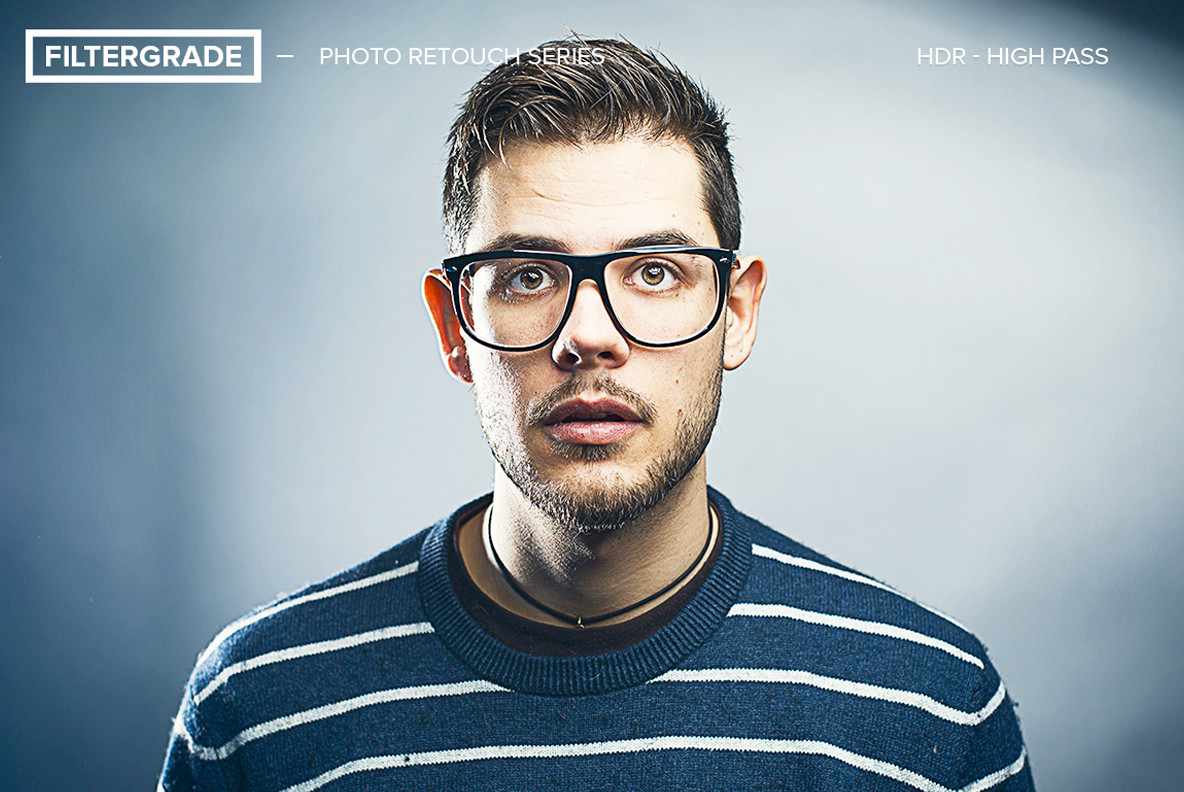 Photo Retouch Series Photoshop Actions