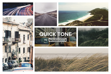 QuickTone   Subtle Photoshop Actions