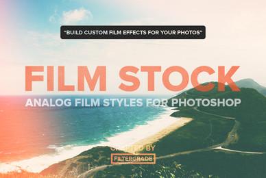 FilmStock   Analog Photoshop Actions