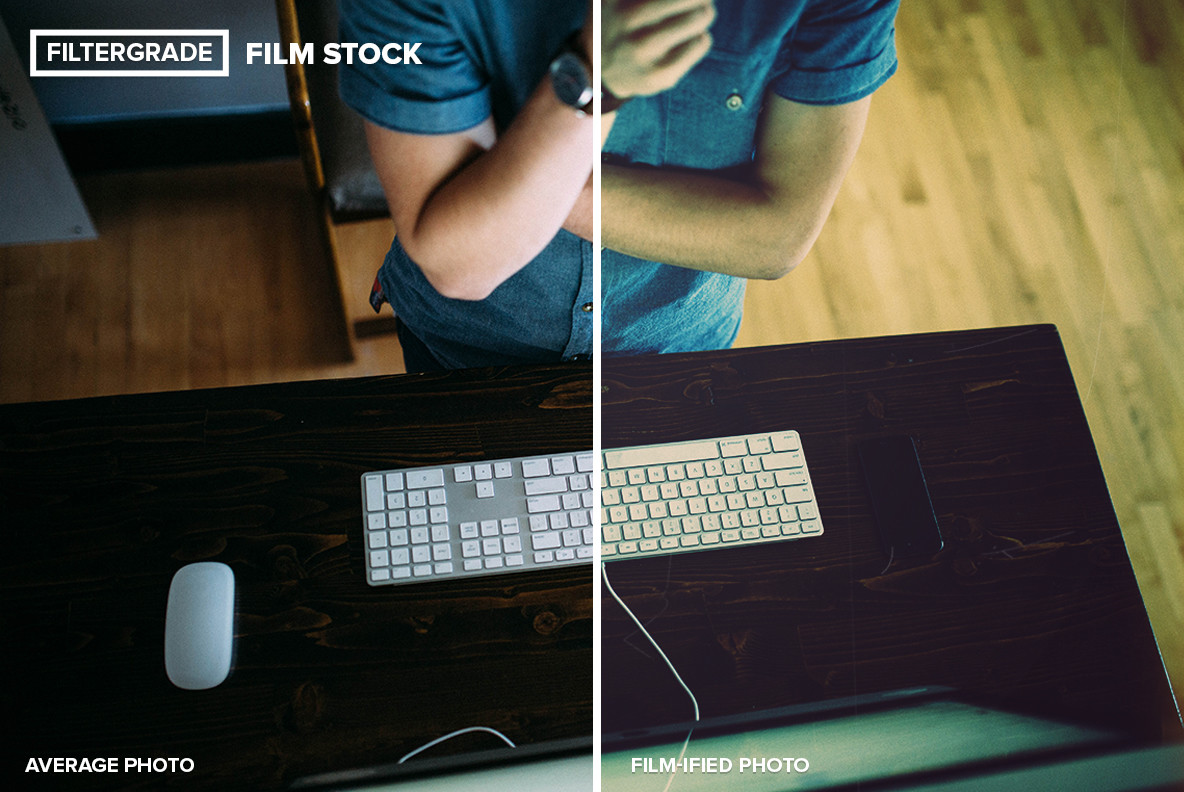 FilmStock   Analog Photoshop Actions