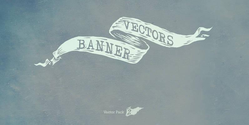 Banner Vectors Pack 2