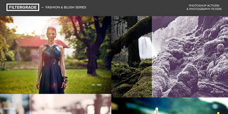 Fashion   Blush Series Photoshop Actions
