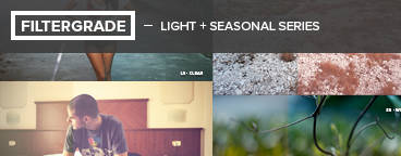 Light   Seasonal Series Photoshop Actions