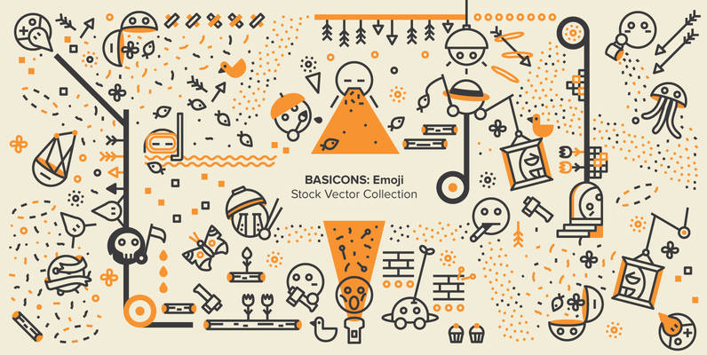 Basicons: Emoji