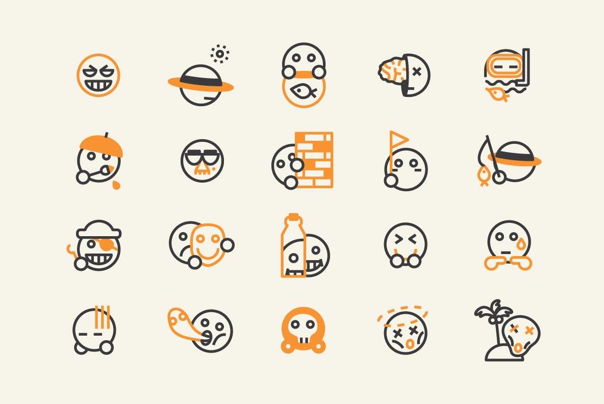 Basicons  Emoji