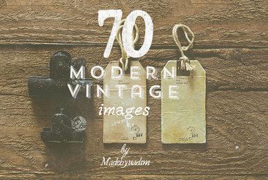 70 Modern Vintage Images