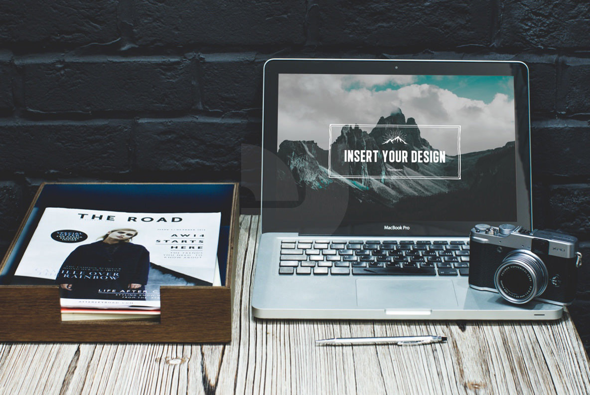20 iMac   Macbook screen mockups