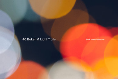 40 Bokeh   Light Trails