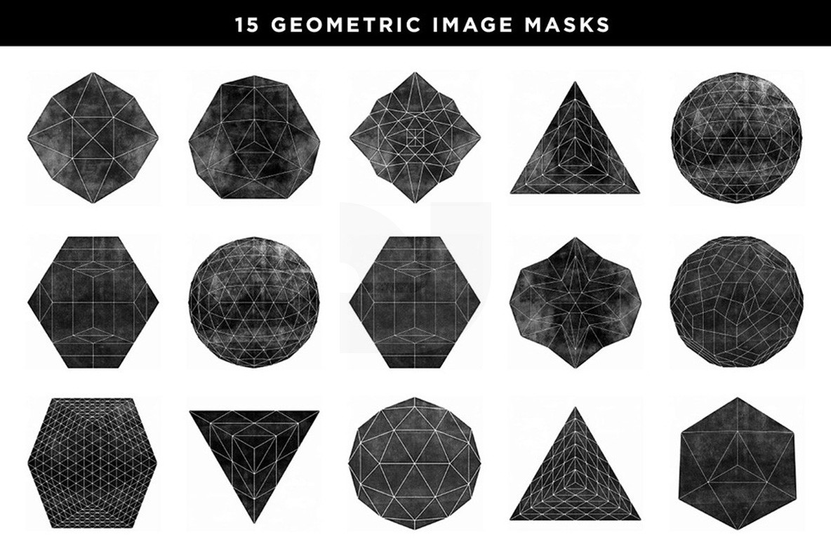 Geometric Masks