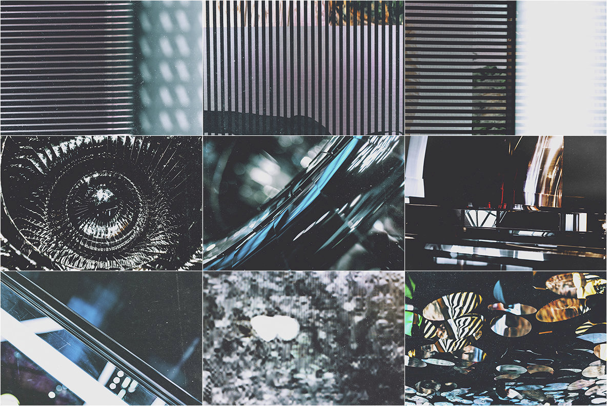35 Abstract Images