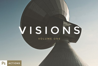 Visions Actions and Texture Set 1
