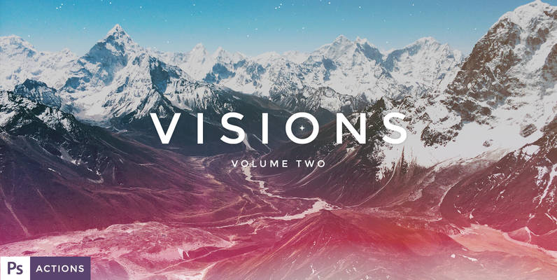 Visions Actions and Texture Set 2